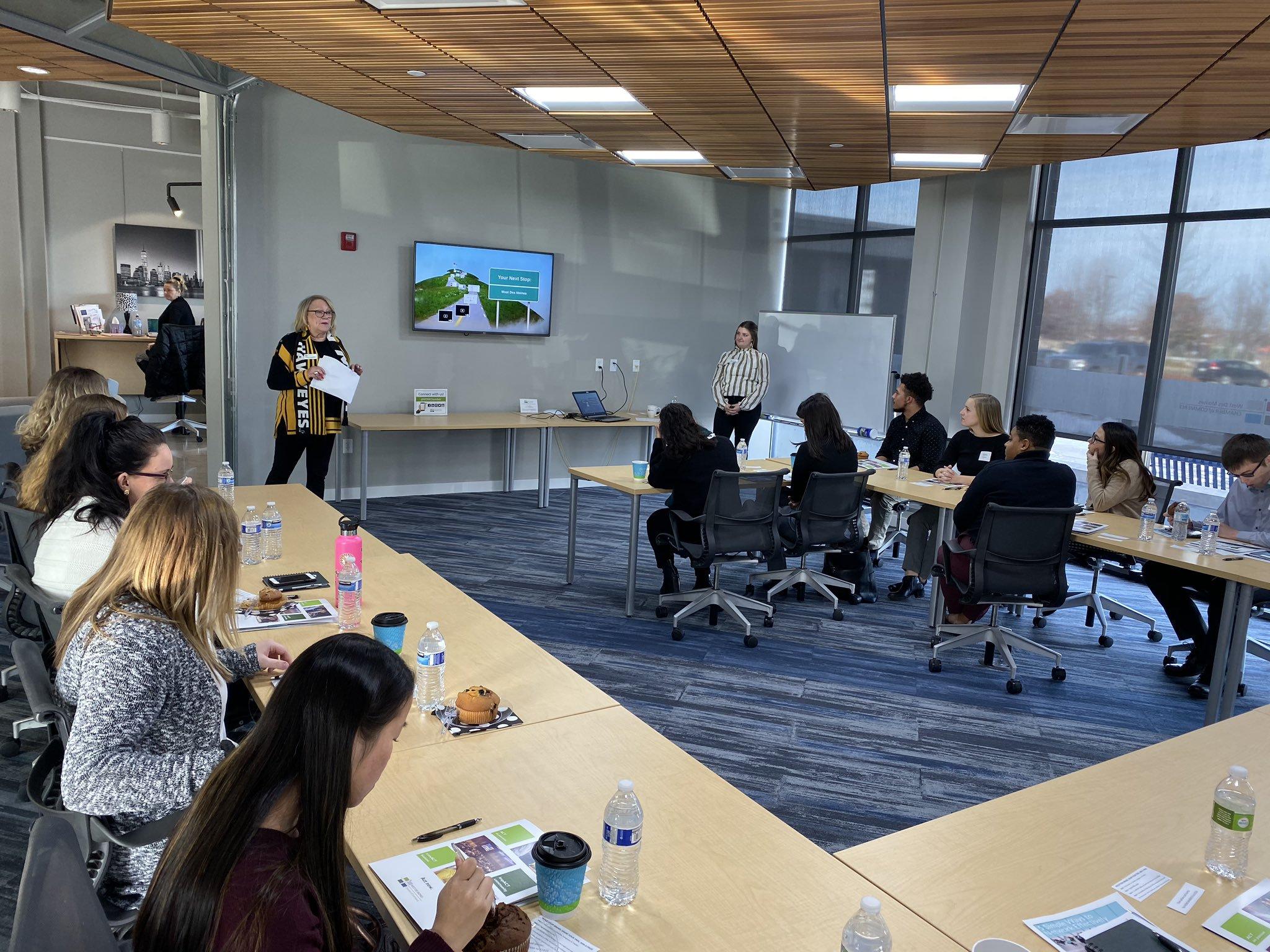 Trek Day Presentation Photo